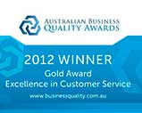 2012 Australian Business Quality Awards
