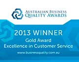 2013 Australian Business Quality Awards